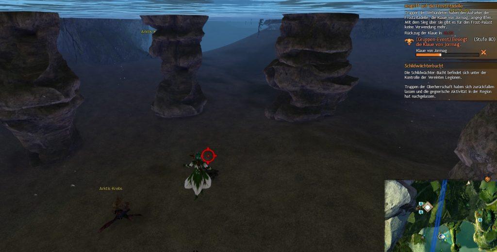 Clave Sniffer del tesoro de Guild Wars 2