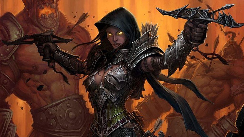 Diablo 3 DH Título 2