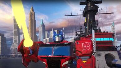 Los Transformers vienen a World of Warships, pero no a todos les gusta eso
