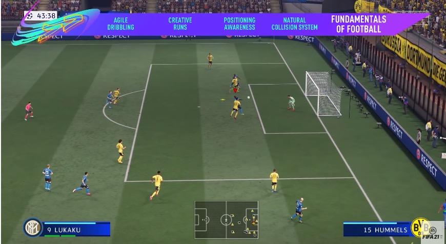 Encabezado FIFA 21