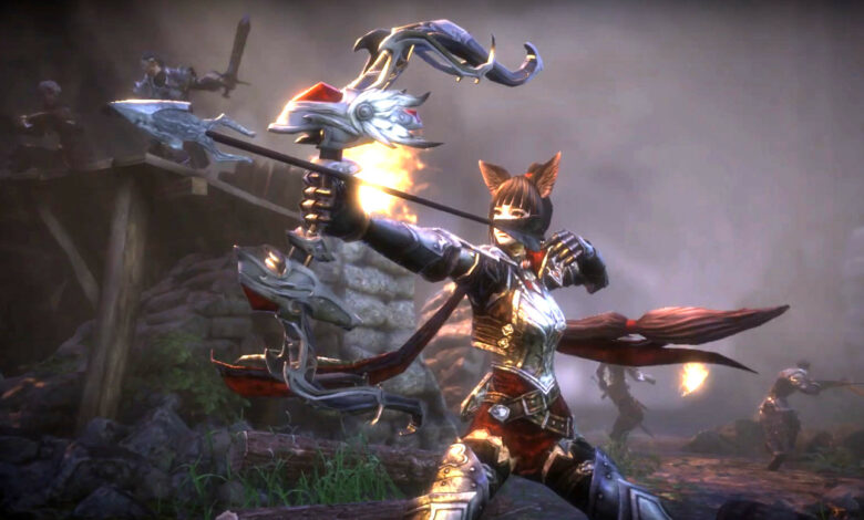 El nuevo MMORPG comienza en Steam: el 90% de las revisiones desaconsejan