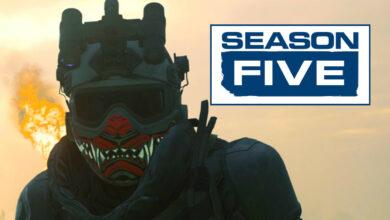 CoD MW y Warzone: Notas del parche para la temporada 5 - Esto está en la nueva actualización de 50GB