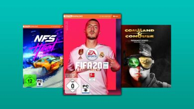 Ofertas de Amazon: FIFA 20 y Command & Conquer Keys reducidas