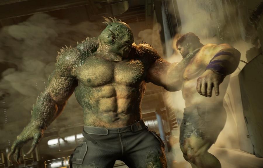 Hulk Abomination Boss Vengadores de Marvel