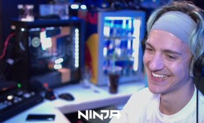 Fortnite: Ninja regresa a Twitch e inmediatamente No. 1 - después de un año en el exilio