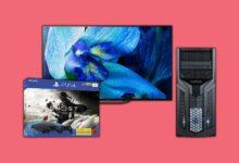 Photo of Folleto de cupones de Saturno: oferta de PC para juegos Ryzen, televisores 4K y PS4