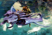 Guild Wars 2 satisface las grandes solicitudes de los jugadores con una montura muy especial