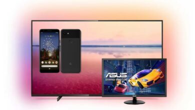 Google Pixel 3a, Ambilight TV gigante y monitor de juegos en Saturn reducido