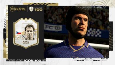 FIFA 21: Petr Cech Icon - Revelada la segunda leyenda inédita
