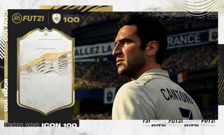 FIFA 21: se ha presentado la lista oficial de 100 iconos