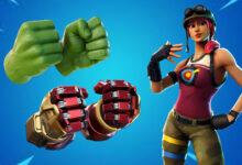 Fortnite: Entonces obtienes los geniales guantes de Hulk gratis