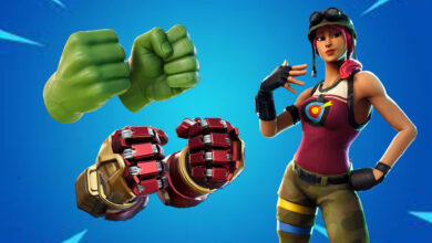 Photo of Fortnite: Entonces obtienes los geniales guantes de Hulk gratis