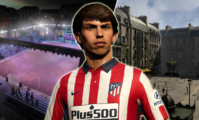 3 cosas que FIFA 21 quiere hacer para salvar el modo Volta fracasado