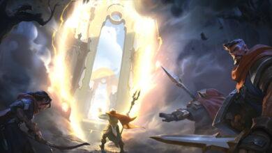 MMORPG Albion Online: Mega Update presenta un mundo misterioso en el que incluso puedes vivir