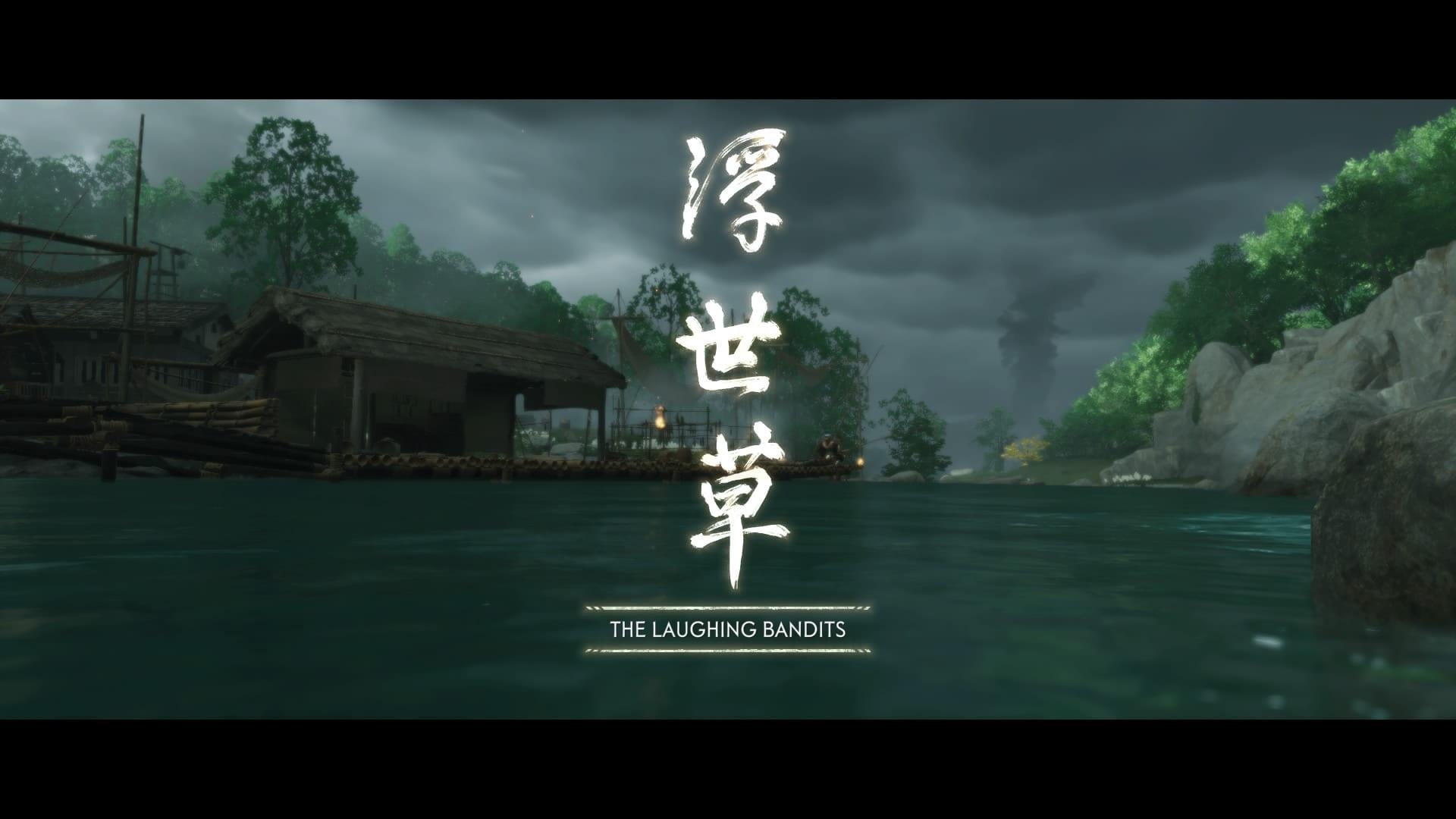 Misiones secundarias de Tsushima Ghost