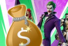 Photo of Fortnite quiere ganar mucho dinero con un paquete de aspectos para el Joker 2020