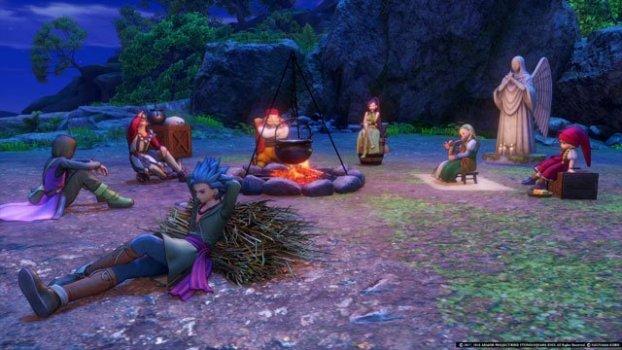Dragon Quest XI: Ecos de una era esquiva
