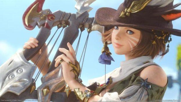 Final Fantasy XIV en línea