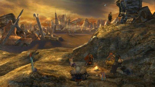 Final Fantasy X / X-2 HD Remastered