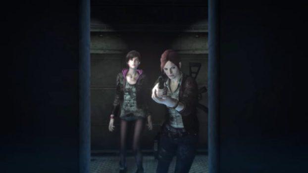 Resident Evil 2 Revelations
