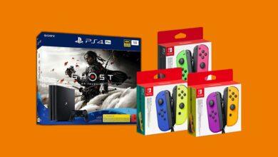 Saturn Gaming ofrece: paquetes Joy-Con de Nintendo Switch a un precio excelente