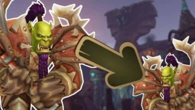 Level-Squish con WoW Shadowlands: pierdes tantos niveles con el complemento
