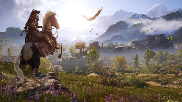 juegos más grandes del mundo abierto, tarjetas de videojuegos más grandes, juegos más grandes, mundos de videojuegos más grandes