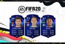 FIFA 20: MOTM - Nuevas cartas de Hombre del partido disponibles - 22 de agosto