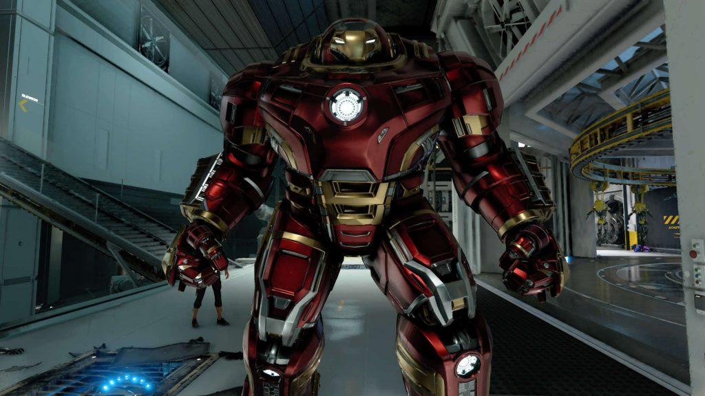 """Marvels-Avengers-helden-iron-man-hulkbuster.jpg """"class ="""" lazy lazy-hidden wp-image-538881 """"srcset ="""" https://images.mein-mmo.de/medien/2020/08/Marvels- Vengadores-helden-iron-man-hulkbuster-1024x576.jpg 1024w, https://images.mein-mmo.de/medien/2020/08/Marvels-Avengers-helden-iron-man-hulkbuster-300x169.jpg 300w, https://images.mein-mmo.de/medien/2020/08/Marvels-Avengers-helden-iron-man-hulkbuster-150x84.jpg 150w, https://images.mein-mmo.de/medien/2020 /08/Marvels-Avengers-helden-iron-man-hulkbuster-768x432.jpg 768w, https://images.mein-mmo.de/medien/2020/08/Marvels-Avengers-helden-iron-man-hulkbuster- 1536x864.jpg 1536w, https://images.mein-mmo.de/medien/2020/08/Marvels-Avengers-helden-iron-man-hulkbuster-780x438.jpg 780w, https: //images.mein-mmo. de / medien / 2020/08 / Marvels-Avengers-helden-iron-man-hulkbuster.jpg 1920w """"data-lazy-size ="""" (max-width: 1024px) 100vw, 1024px """"> Iron Man trae un destructor de Hulk personalizable con y eso es fantástico!      <p><strong>¿Qué fue estúpido?</strong> Tan grande como es la variación en el lado del héroe, es mucho más pequeña en el otro lado con los villanos. Si bien hay casi 50 tipos de enemigos y muchos tienen sus propios trucos, ver las mismas áreas de misión y completar objetivos puede ser agotador. Me hubiera gustado tener un poco más de variedad aquí.</p> <p>Además, hubo algunos errores gráficos y deficiencias de rendimiento en la PlayStation 4. El Capitán América hace caras extrañas con una piel, la Sra. Marvel dobla su brazo en una fase anterior de la misión y saca una salchicha de píxeles larga detrás de ella y el NPC Thor parece todo menos divino mientras vuela. En PlayStation 4 hay pequeños tartamudeos cuando algo está sucediendo en la pantalla e incluso tuve un bloqueo del juego durante una gran explosión. De lo contrario, fue estable.</p> <p>Más sobre Marvel's Avengers</p> <ul> <li>Primeras pruebas en Metacritic</li> <li>Prueba de GameStar: Marvel's Avengers muestra mucho corazón en la prueba y tantos probl"""
