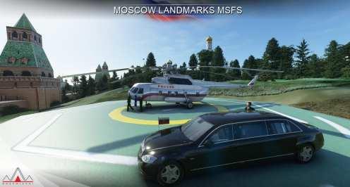 Microsoft Flight Simulator Moscú (8)