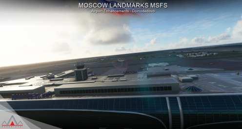 Microsoft Flight Simulator Moscú (6)