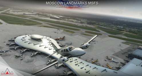 Microsoft Flight Simulator Moscú (7)
