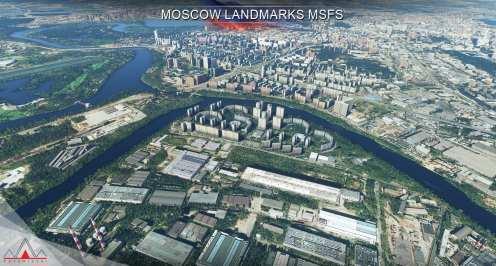 Microsoft Flight Simulator Moscú (9)