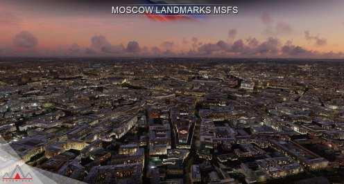 Microsoft Flight Simulator Moscú (3)