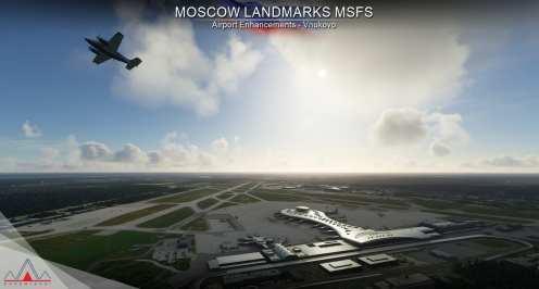 Microsoft Flight Simulator Moscú (5)