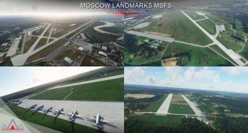 Microsoft Flight Simulator Moscú (4)