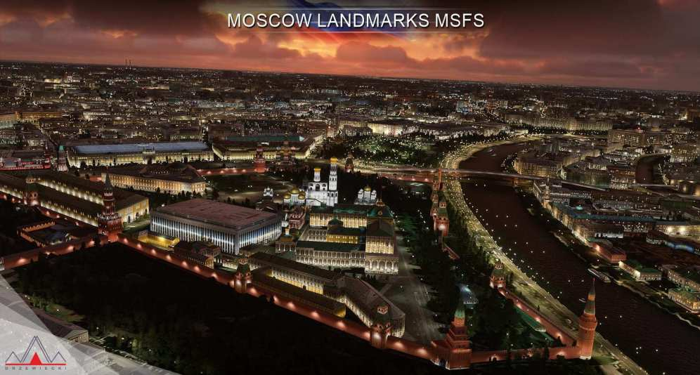 Microsoft Flight Simulator Moscú (2)