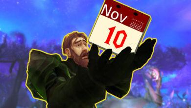 WoW Shadowlands: ¿lanzamiento el 10 de noviembre? 3 razones hablan por ello