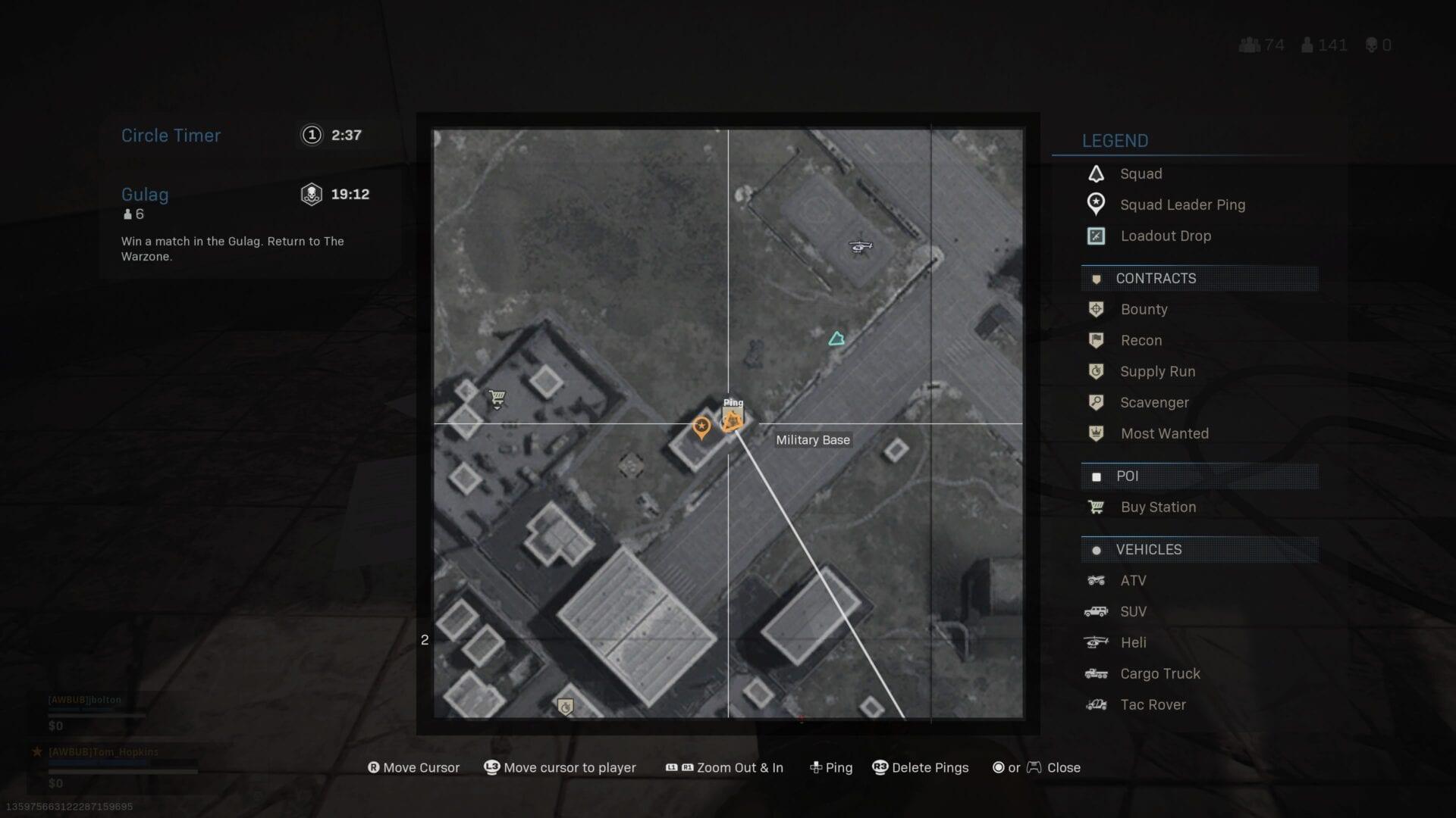 zona de guerra, nuevas perspectivas