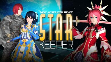 "Photo of Phantasy Star Online 2 revela la colección AC Scratch de ""Star Keeper"""
