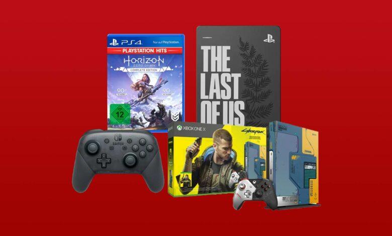 Ofertas de Mega Gamescom en MediaMarkt para PC, PS4 y Xbox One