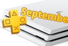 PS Plus septiembre de 2020: estos son los 2 nuevos juegos gratuitos mensuales para PS4