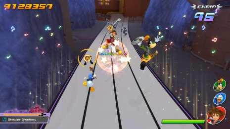 Melodía de los recuerdos de Kingdom Hearts (3)