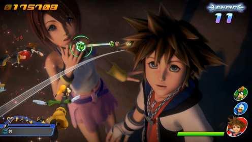 Melodía de los recuerdos de Kingdom Hearts (2)