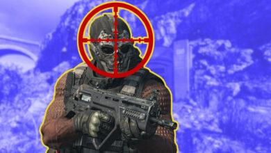 5 construcciones de armas en CoD MW y Warzone que matan con un solo disparo