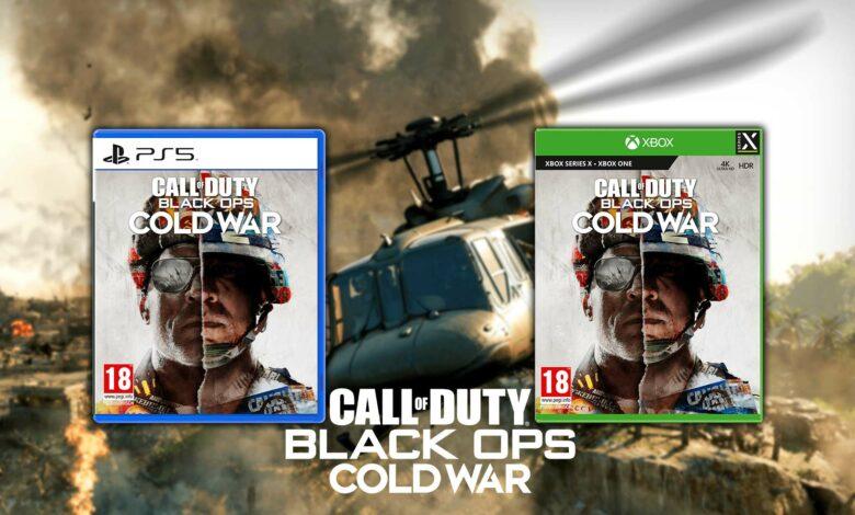 Reserva Call of Duty Black Ops Cold War: Todas las ediciones y bonificaciones