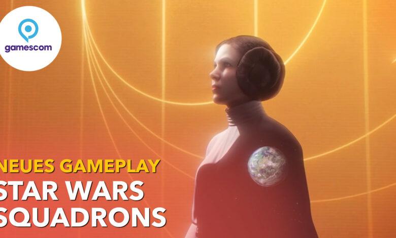 Star Wars: Squadrons muestra las primeras misiones y el juego de la historia en el nuevo tráiler