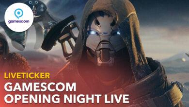 Ticker en vivo para la Noche de apertura de la gamescom 2020: vea todos los aspectos destacados aquí