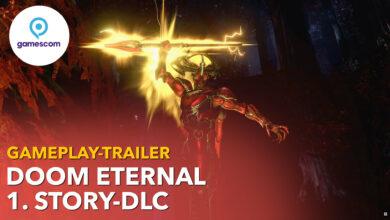 El primer DLC de Stroy para DOOM Eternal trae viejos dioses y extraños fantasmas