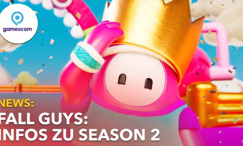 Fall Guys anuncia la temporada 2: trae nuevos minijuegos y disfraces